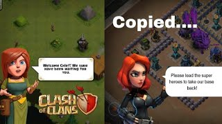 100% copy game of clash of clans aqua | inspire game of coc! R.I.P off games of coc