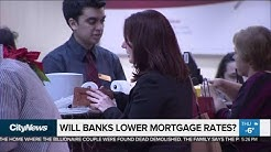 Will banks lower mortgage rates?