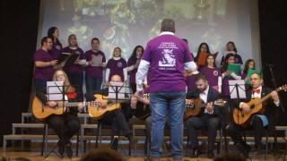 """Coro Juvenil de la Cofradía Ntro. Padre Jesús Nazareno. Villancico """"Somos los niños Cantores"""""""