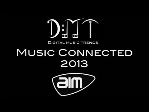 DMT 128  AIMs Music Connected Conference