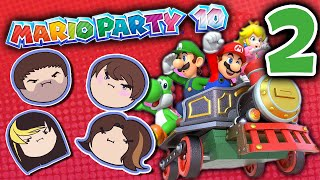 Mario Party 10: Remember the Bullets! - PART 2 - Grumpcade