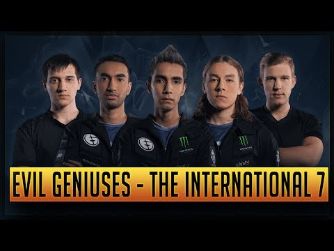 EG Profile. The International 7 Directly Invited Team. TI7 D