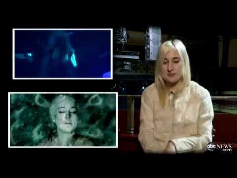Zola Jesus Interview: 'Conatus,' David Lynch Remix