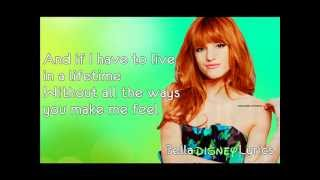 """Can't Stay Away"" - IM5 ft. Bella Thorne (Lyrics Video)"