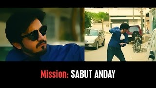 Mission Sabut Anday(Eggs) By Karachi Vynz Official