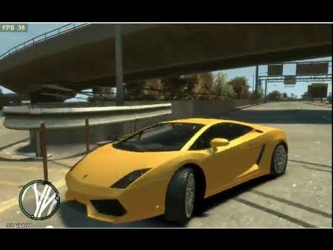 Grand Theft Auto IV - Lamborghini Gallardo LP 560-4(REAL)