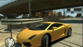 Grand Theft Auto IV - Lamborghini Gallardo LP 560-4
