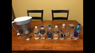 Compare Zero Water vs Bottled Water with SURPRISING Results!  - NTR