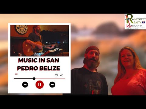 Music in San Pedro Belize at Wet Willys on Ambergris Caye Belize