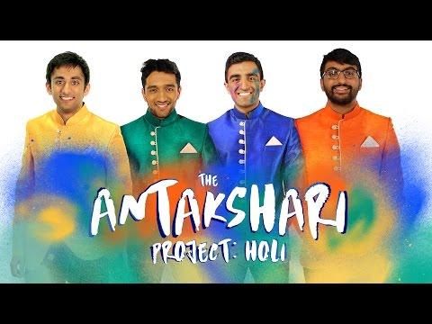 The Antakshari Project: Holi - Penn Masala