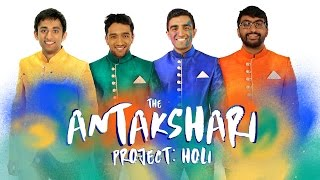The Antakshari Project: Holi - Penn Masala
