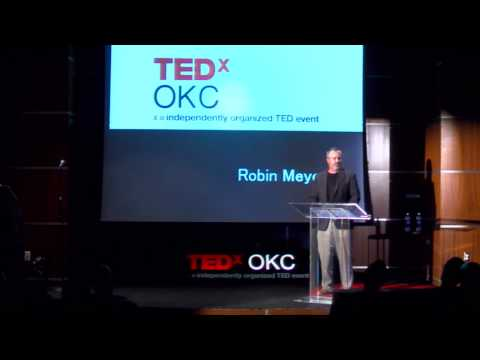 "TEDxOKC - Dr. Robin Meyers - ""The Empathic Imagination: Escaping the Prison of Self"""