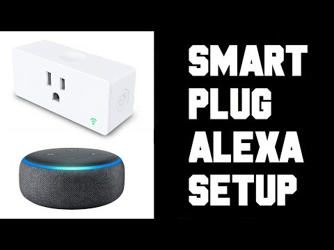 Setup Smart Life Plug With Alexa Voice - Smart Life App Alexa - Tuya Amysen Smart Plug Instructions