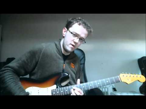 Jazz Guitar Chords - How to Play The Wes Montgomery Chord Scale