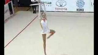 Anna Bessonova Amazing Hoop 2008 Miss Valentine