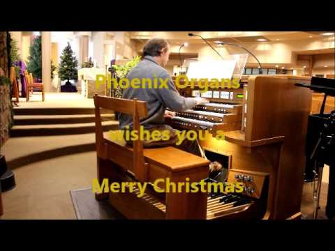 Merry Christmas from Phoenix Organs