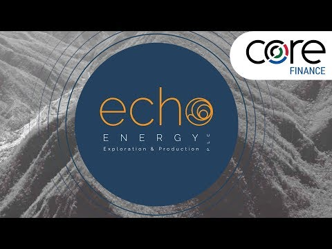 Echo Energy: High value gas strategy in South and Central America