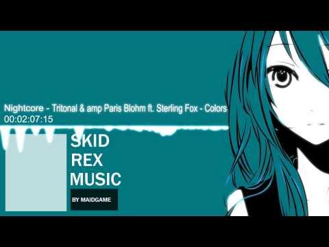 Nightcore - Tritonal & Paris Blohm ft. Sterling Fox - Colors