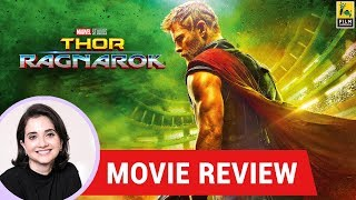 Anupama Chopra's Movie Review of Thor: Ragnarok