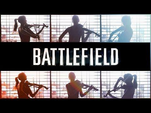 Battlefield - Main Theme (Anastasia Soina violin)