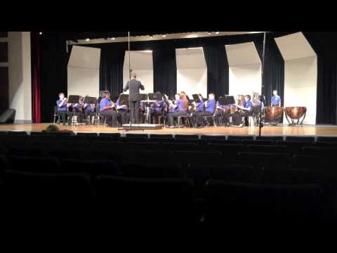 Fairplay middle school symphonic band