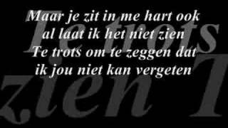Krista Ft Said-B & Assie-D - Ga Niet Weg Ik Hou Van Jou.