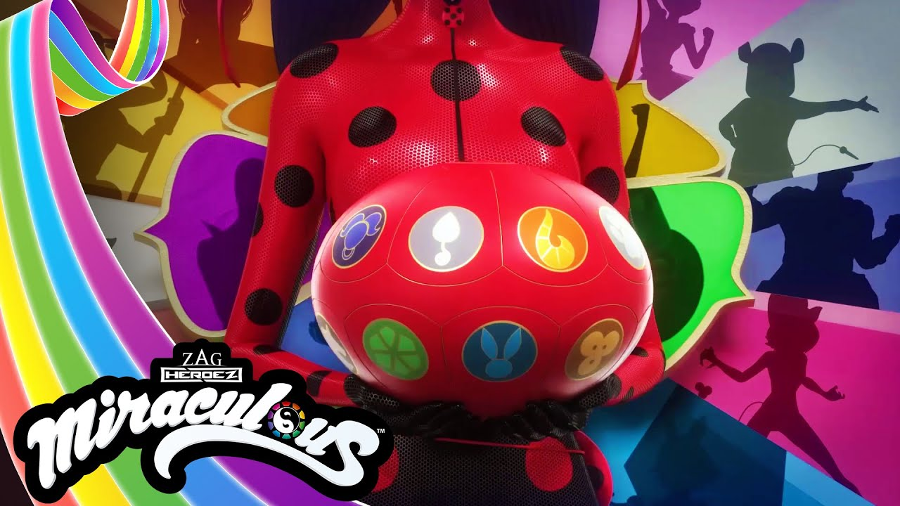 Download MIRACULOUS | 🐞 NEW OPENING - SEASON 4 ☯️ | Tales of Ladybug and Cat Noir