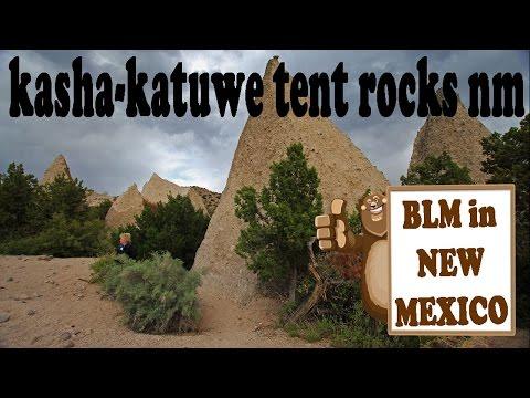 Kasha-Katuwe Tent Rocks National Park | A special hike