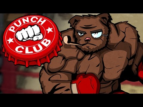 Baer Plays Punch Club (Pt. 1) - Way of the Baer
