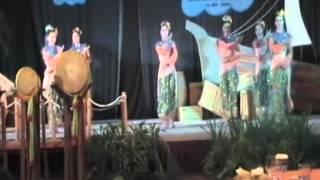 Tari Bentang Banten