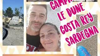 #campingledune #campeggio #sardegna #vivilove #vlog       | WEEK AL CAMPING LE DUNE
