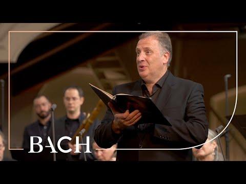 Bach - Cantata Du Hirte Israel, Höre BWV 104 - Van Veldhoven | Netherlands Bach Society