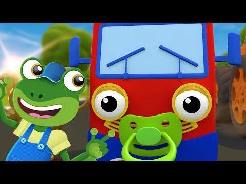 Gecko & Baby Truck Adventures | Nursery Rhymes & Kids Songs | Gecko's Garage | Videos For Kids