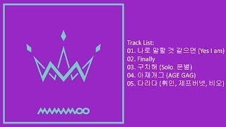 [Mini Album] MAMAMOO – Purple