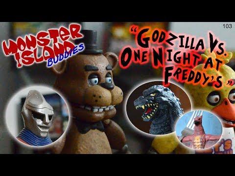 Monster Island Buddies Ep 103: