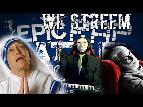 We Streem – ERB of History Mother Teresa vs Sigmund Freud (Reaction)