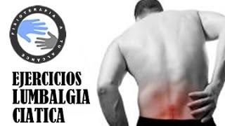 Repeat youtube video Lumbalgia y ciatica, ejercicios para aliviar el dolor de espalda