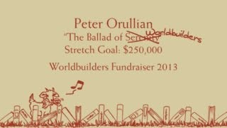 "Peter Orullian: ""The Ballad of Worldbuilders"" - Worldbuilders 2013"
