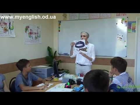 Видео к уроку английского языка