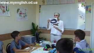Использование карточек на уроках английского языка. Часть 1. Teaching with flashcards. Part 1.