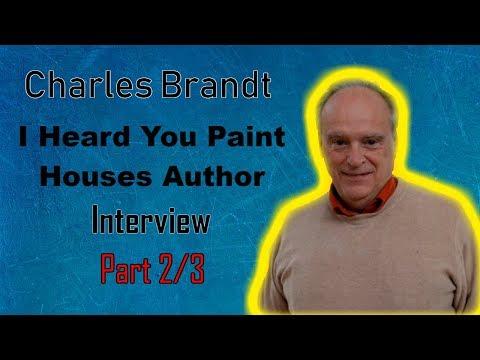 Charles Brandt on The Irishman movie, Frank Sheeran & Jimmy Hoffa