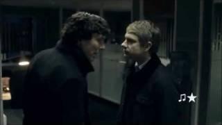 7 Things - Sherlock BBC [Sherlock/John]