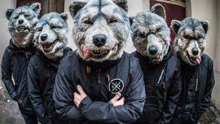 オオカミバンドとして話題の ロックバンド・MAN WITH A MISSIONの 神対...