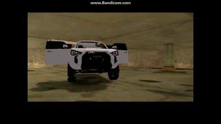Toyota 4Runner Trd Pro 2015 para Gta sa