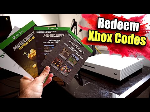 How To Redeem XBOX CODES On Xbox One, Computer And Phone! (3 Fast Methods)