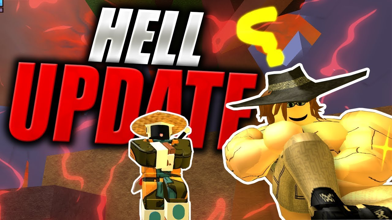 New Secret Hell World Update in Dragon Ball Z Final Stand | Roblox |  iBeMaine