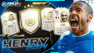 ICON SWAPS ARE BACK! (The Henry Theory #61) (FIFA Ultimate Team)