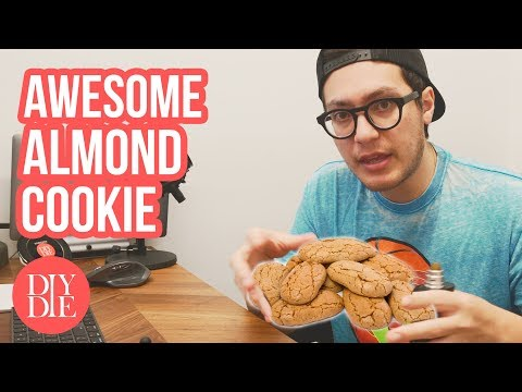 Awesome Almond Cookie Recipe [ Recipe Review ]