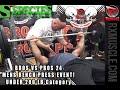 BROS VS PROS 24 Men's Under 200 lb Bench Press Challenge!