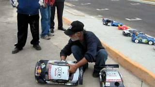 CARRERA DE AUTOS A RADIO CONTROL EN MARBELLA - MAGDALENA - LIMA  - PERU